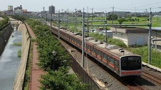 首都圏の鉄道、利用者増加駅50・減少駅50