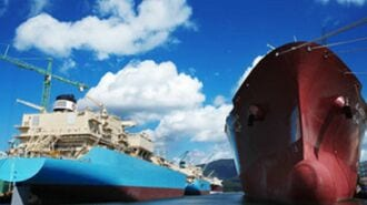 サムスン重工業「中国の造船所」を突如閉鎖の激震