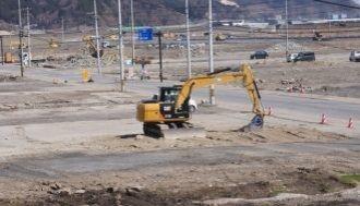 所有者不明の土地が続出する被災地の実態