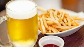 日本人に多い「腸を汚すビールのおつまみ」5大NG