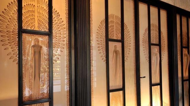 白金台「建物自体が芸術品」、旧宮邸の全貌