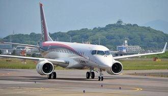 三菱MRJは「10月離陸後」に正念場を迎える