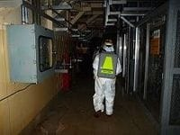 東京電力が決算発表、破綻リスクを表明