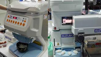 「食の自動化機械」、人手不足を背景に熱視線