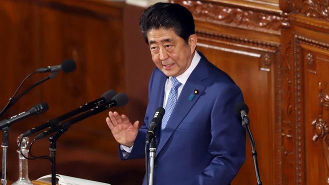 安倍首相の施政方針演説に「白虎隊」の違和感