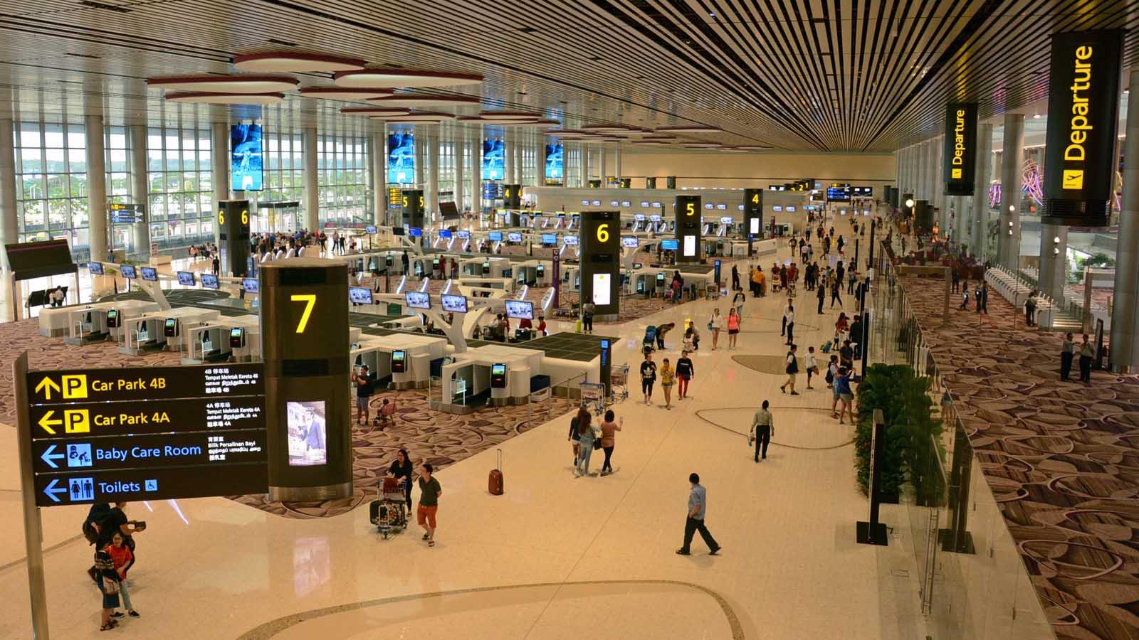 シンガポールに出現した「無人空港」の凄み   エアライン・航空機