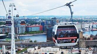 横浜に登場「都市型ロープウェー」は世界で活躍