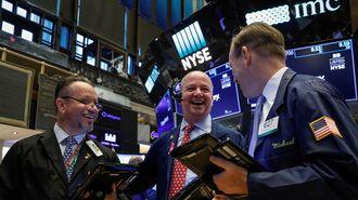 米国株はなお長期上昇トレンドの中にある