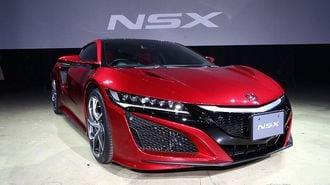 ホンダ「NSX」は超高級車として通用するのか