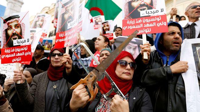 女性活動家を拷問?サウジ皇太子側近の暗躍