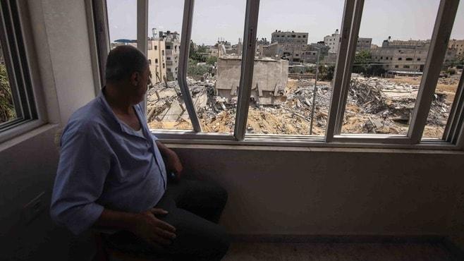 ガザ地区の高層ビルが攻撃対象にされる理由