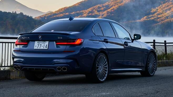 BMWアルピナB3「1229万円」の価値は一体何か