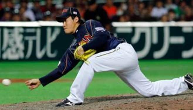 守護神・牧田は、球速130kmでなぜ勝てる