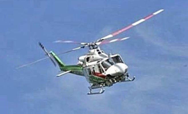 9人搭乗防災ヘリ、草津白根山付近で消息絶つ