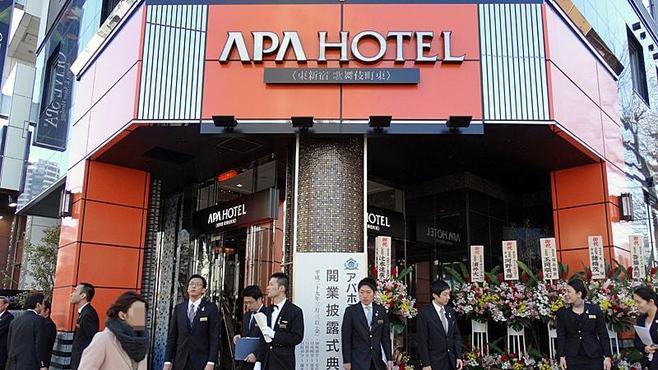 アパホテル、驚異の利益率33%を稼ぐ仕掛け