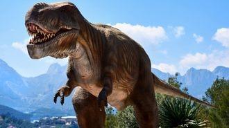 恐竜はヒトの800倍超の1億6000万年栄えた