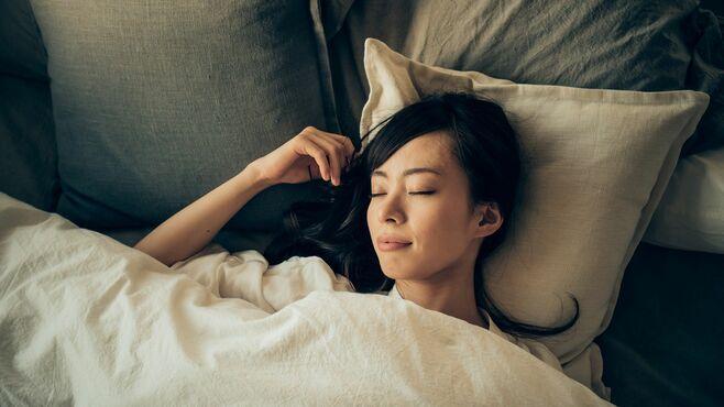 「眠りが浅い人」が熟睡できるほんの少しのコツ