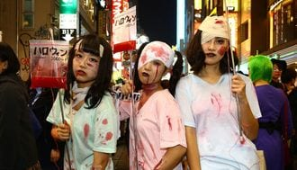 Why Do Japanese People Love Halloween So Much?