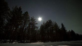「真冬の北極圏」を一人で歩くと何が起きるか
