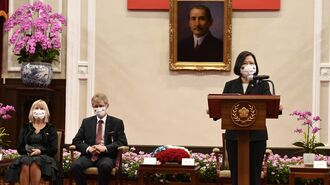 台湾・蔡政権が日本の新首相に期待するもの