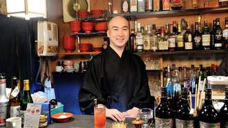 東京・四谷「坊主バー」に女性が殺到するワケ