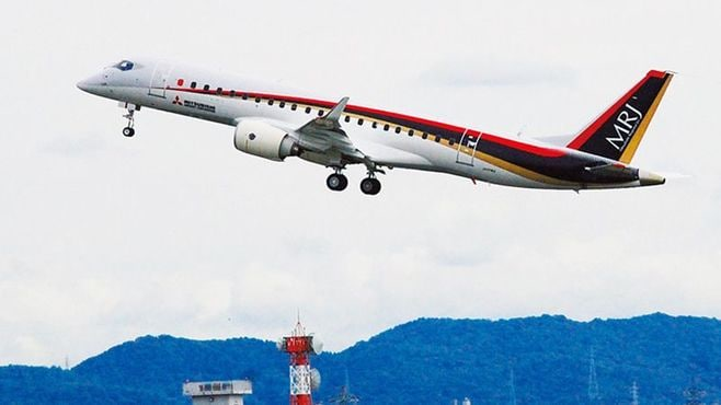 国産旅客機「MRJ」によぎる5度目の納入遅延
