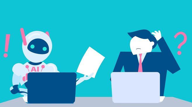 就活生が嫌がる「AIによる採用」導入は進むか
