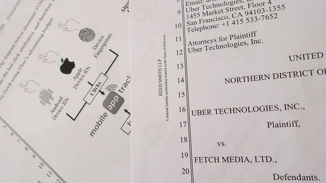 電通子会社があのウーバーに訴えられたワケ