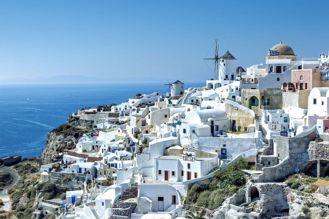 ギリシャが相変わらず世界の不安...
