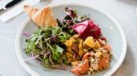 Try Gluten-Free Sweets and Organic Deli Dishes at the New Elle Café