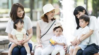 あまり語られない「ママ友」の関係が複雑な理由