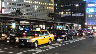 横浜のタクシー「観光客減も意外に稼げる」秘密
