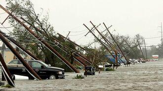 米巨大ハリケーン襲来で原油は急騰するのか