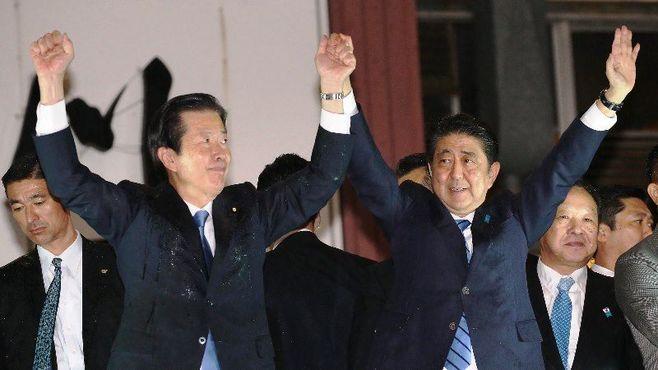 解散総選挙後に予想される「4つのシナリオ」