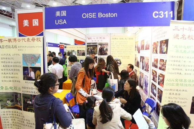 中国人留学生を優遇し、日本人を追い込む矛盾