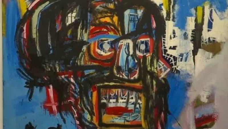 5月18日、米競売会社サザビーズがニューヨークで行った現代美術オークションで、米画家のジャンミシェル・バスキアの作品が1億1050万ドル(約123億円)と現代美術作品