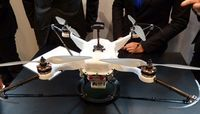 What Does Komatsu's Drone Do?