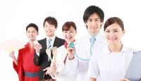 Which Job's Population Grew/Dropped the Most in Japan?