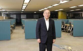 日本の半導体企業の元トップが選んだ新天地
