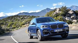 BMW「X3」、乗ってわかった最新進化の実力