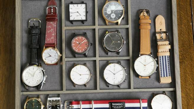 Knotが上質な国産腕時計を1万円台で出せる訳