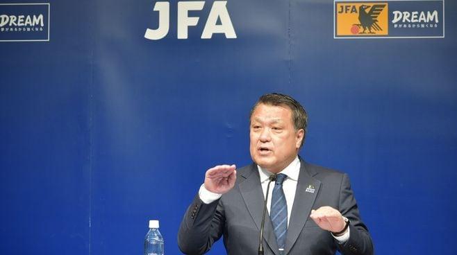 ハリル監督衝撃解任、JFA会長が明かした理由