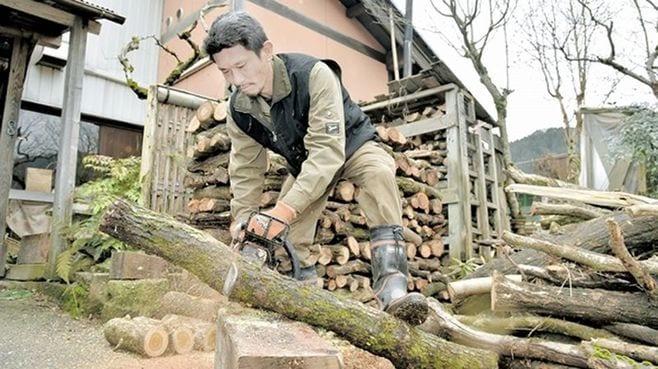 聴覚障害の45歳男性が林業で目指す就業への道