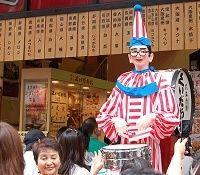 《NEWS@もっと!関西》華麗なる転身! 「くいだおれ太郎」がタレント稼業へ