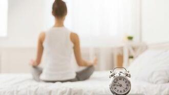 瞑想するなら「朝一番・10分間・毎日」がいい理由