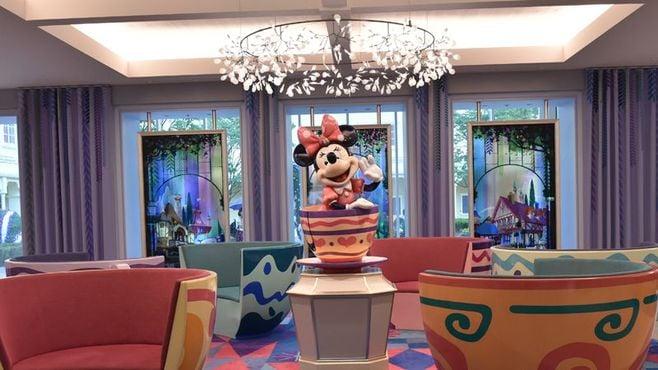 4番目の「ディズニーホテル」はなぜ安いのか