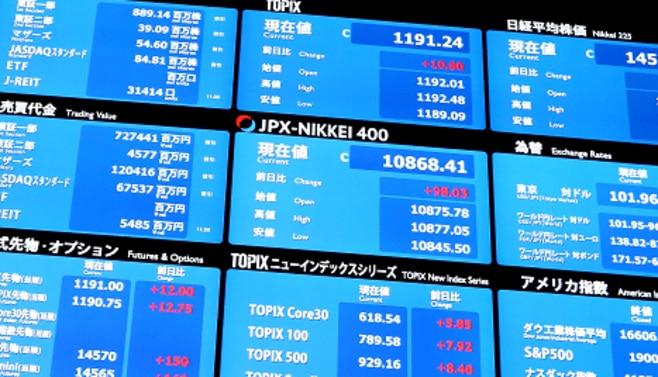 採用か除外か、「JPX日経400」の狭き門