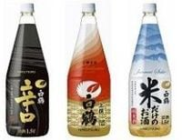 清酒、ワイン、食用油……広がるPETボトルの用途、三菱樹脂が白鶴酒造の清酒用で実用化
