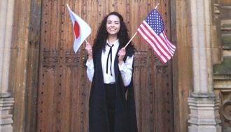 アメリカの女子大生が「幕末日本」を学ぶ理由