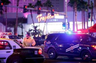 ラスベガス銃乱射事件、50人以上死亡の惨事